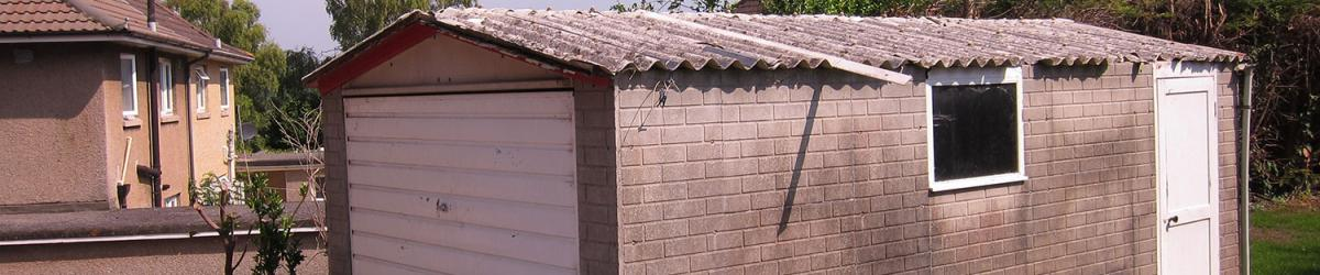 Asbestos Removal Cost Garage Roof >> How Much Does Garage Removal Cost A4 Asbestos